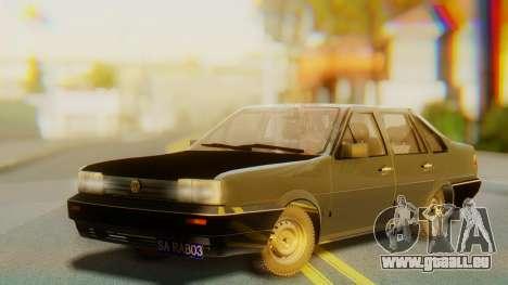 Volkswagen Santana Gz für GTA San Andreas