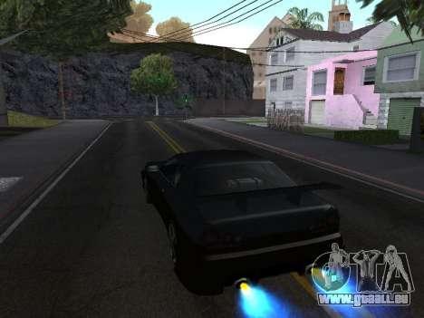 Der neue sound von nitro für GTA San Andreas