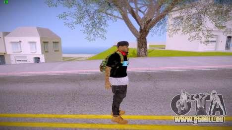 Fresco für GTA San Andreas zweiten Screenshot
