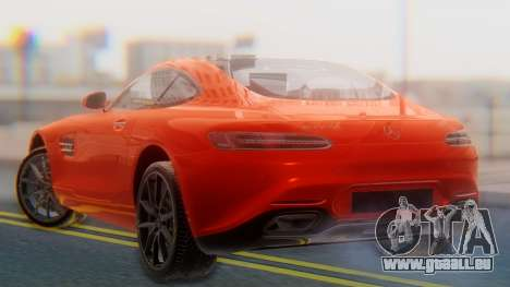 Mercedes-Benz SLS AMG GT für GTA San Andreas linke Ansicht