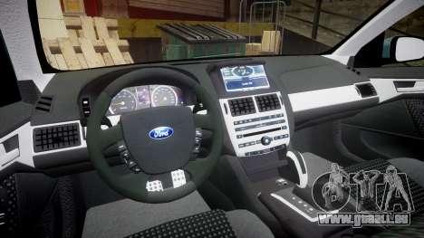 Ford Falcon FG XR6 Turbo für GTA 4 Rückansicht