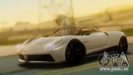 GTA 5 Pegassi Osiris IVF pour GTA San Andreas