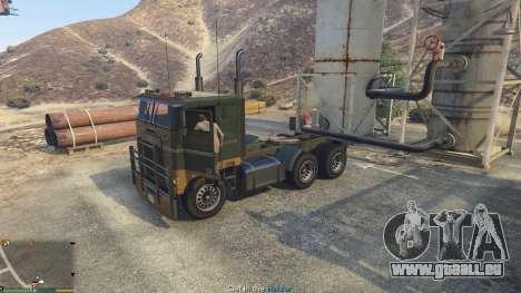 GTA 5 Trucking Missions 1.5 achten Screenshot