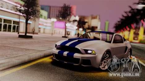 R.N.P ENB v0.248 für GTA San Andreas achten Screenshot