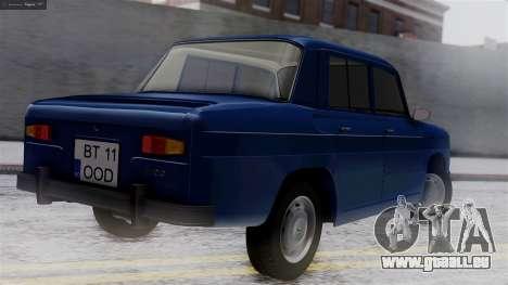 Dacia 1100 für GTA San Andreas linke Ansicht