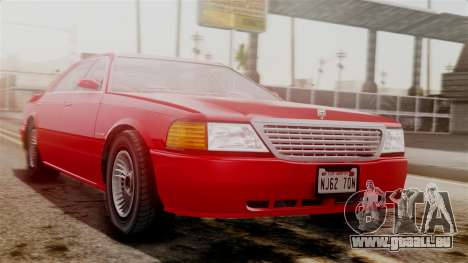 GTA 4 Admiral v2 für GTA San Andreas