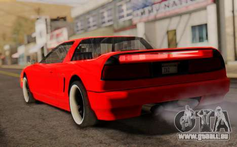 Infernus Hamann Edition New Wheels pour GTA San Andreas laissé vue