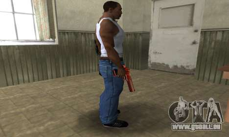 Death Red Deagle für GTA San Andreas