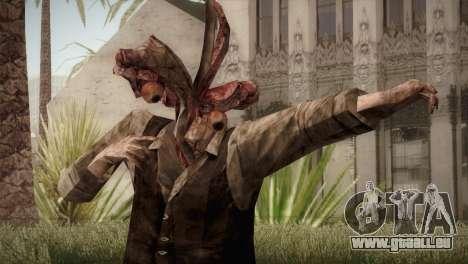 RE4 Don Hose Plagas pour GTA San Andreas