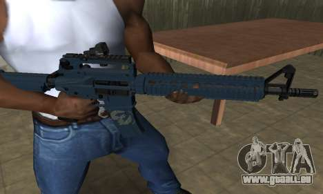 Counter Strike M4 pour GTA San Andreas