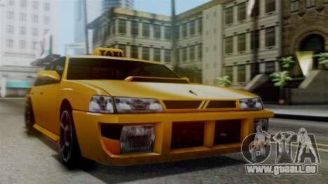 Sultan Taxi für GTA San Andreas