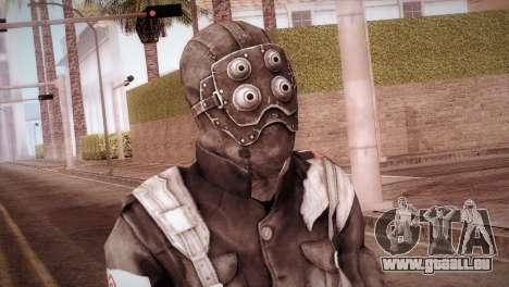 Soldat Du Reich pour GTA San Andreas