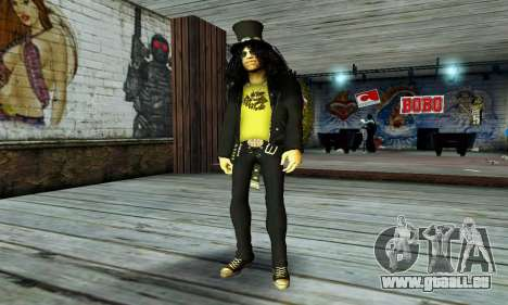 Slash für GTA San Andreas