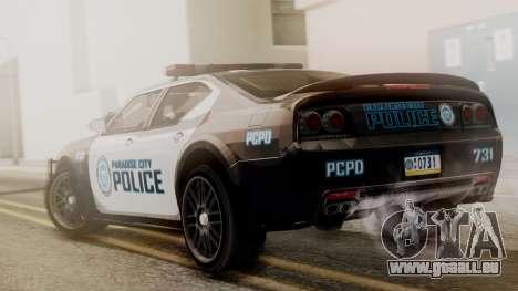 Hunter Citizen v1 IVF pour GTA San Andreas laissé vue