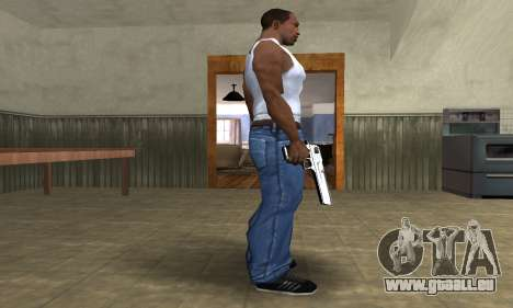 Flacon Deagle pour GTA San Andreas deuxième écran