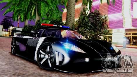 NFS Rivals Koenigsegg Agera R v2.0 für GTA San Andreas