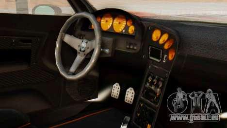 Pegassi Osyra pour GTA San Andreas vue de droite