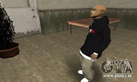 Rifa Skin First für GTA San Andreas her Screenshot