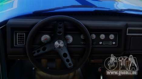 Invetero Coquette BlackFin v2 SA Plate pour GTA San Andreas vue de droite