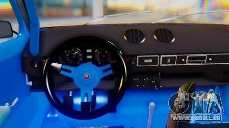 Zastava 1100P Rally pour GTA San Andreas vue de droite