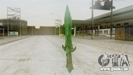 Glass Dagger pour GTA San Andreas