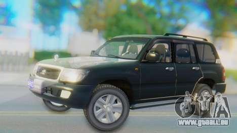 Toyota Land Cruiser 105 pour GTA San Andreas