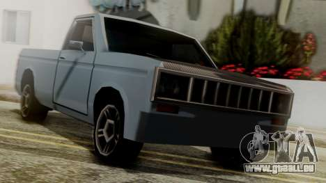 Bobcat New Edition pour GTA San Andreas