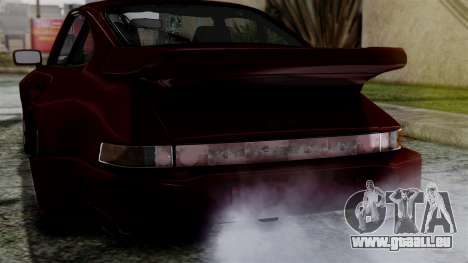 Porsche 911 Turbo (930) 1985 Kit C pour GTA San Andreas