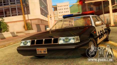 Police LS Intruder pour GTA San Andreas