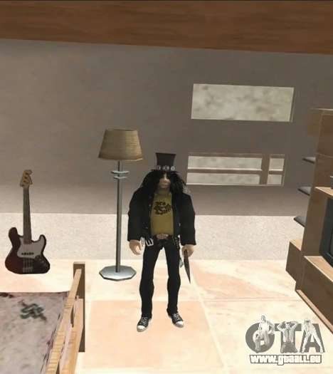 Slash für GTA San Andreas zweiten Screenshot