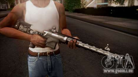 300 Knockout from Battlefield Hardline für GTA San Andreas dritten Screenshot