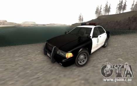 GTA 5 Stanier Police pour GTA San Andreas