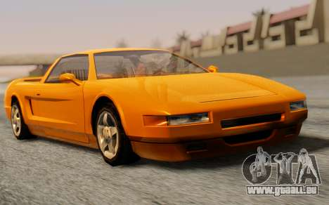 Infernus Hamann Edition Backup Standart für GTA San Andreas