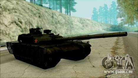 Type 99 BF4 für GTA San Andreas