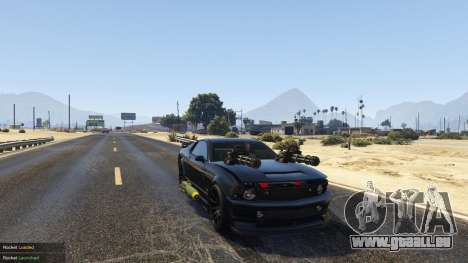 GTA 5 Knight Rider: K.I.T.T [.NET] 2.6.1