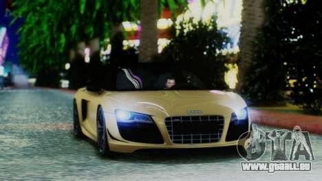 Sonic Unbelievable Shader v8 für GTA San Andreas her Screenshot