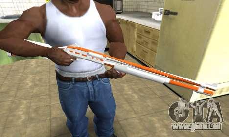 Asiimov Shotgun für GTA San Andreas