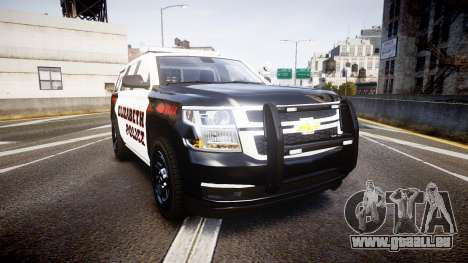 Chevrolet Tahoe 2015 Elizabeth Police [ELS] für GTA 4