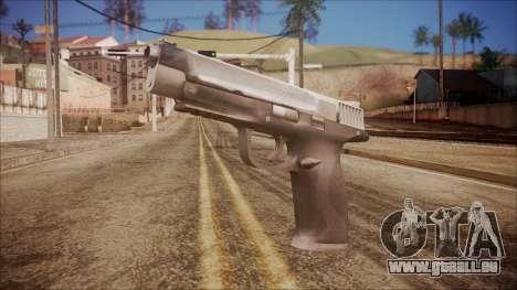 SW40p from Battlefield Hardline für GTA San Andreas