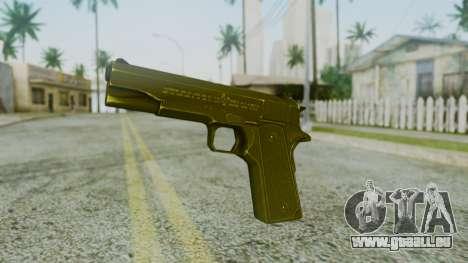 M1911 Pistol pour GTA San Andreas