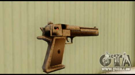 Desert Eagle v0.8 für GTA San Andreas zweiten Screenshot