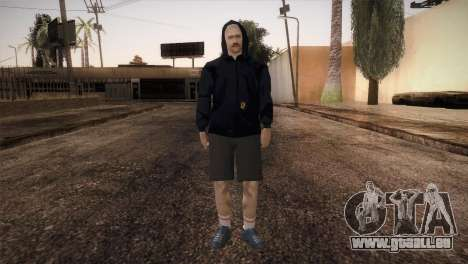 Söldner-mafia in der Kapuze für GTA San Andreas zweiten Screenshot