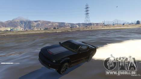 GTA 5 Knight Rider: K.I.T.T [.NET] 2.6.1 neunter Screenshot