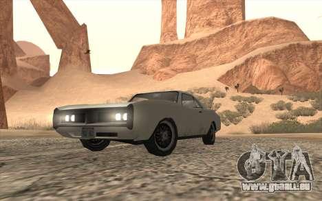 Imponte Dukes SA Style pour GTA San Andreas