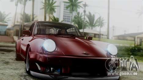 Porsche 911 Turbo (930) 1985 Kit C für GTA San Andreas Motor