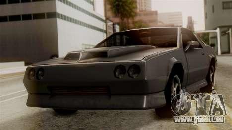Buffalo New Edition pour GTA San Andreas