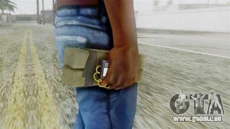 GTA 5 Sticky Bomb für GTA San Andreas dritten Screenshot
