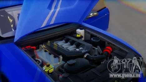 Ford Mustang 1999 Clean für GTA San Andreas Innen