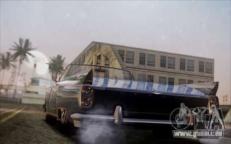 GTA 5 Vapid Peyote für GTA San Andreas linke Ansicht