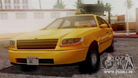 Washington Taxi für GTA San Andreas